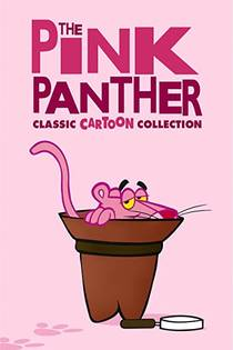 Picture of a TV show: The Pink Panther Show