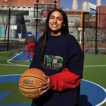 Picture of a band or musician: Princess Nokia