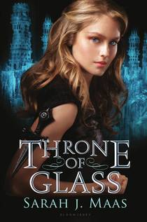 Picture of a book: Throne Of Glass