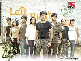 Picture of a TV show: Left Right Left