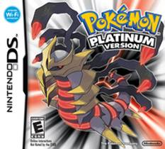 Picture of a game: Pokemon Platinum Version