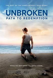 Picture of a movie: Unbroken: Path To Redemption
