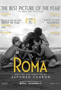 Picture of a movie: Roma