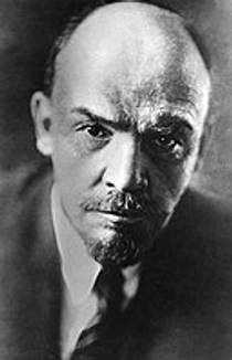 Picture of an author: Vladimir Lenin