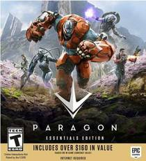 Picture of a game: Paragon