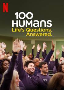 Picture of a TV show: 100 Humans