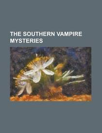 Picture of a book: The Southern Vampire Mysteries