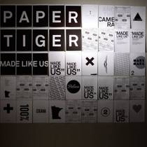 Picture of a band or musician: Paper Tiger
