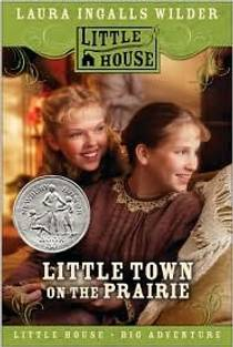 Picture of a book: Little Town On The Prairie