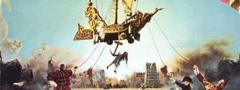 Image of The Adventures Of Baron Munchausen