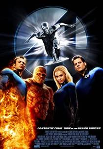 Picture of a movie: Fantastic Four: Rise Of The Silver Surfer