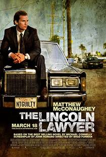 Picture of a movie: The Lincoln Lawyer