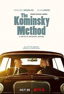 Picture of a TV show: The Kominsky Method