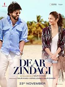 Picture of a movie: Dear Zindagi