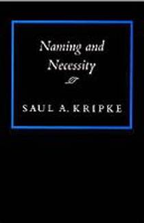 Picture of an author: Saul A. Kripke