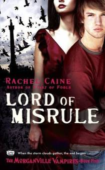 Picture of a book: Lord Of Misrule