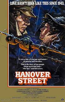 Picture of a movie: Hanover Street