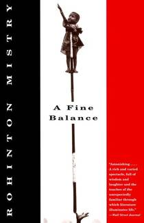 Picture of a book: A Fine Balance