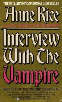 Picture of a book: Interview With The Vampire