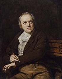 Picture of an author: William Blake