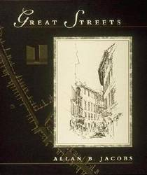 Picture of a book: Great Streets