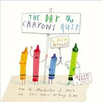 Picture of a book: The Day The Crayons Quit