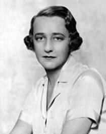 Picture of an author: Lillian Hellman