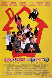 Picture of a movie: House Party 3