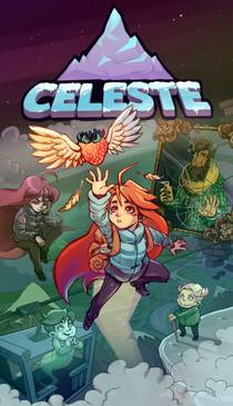 Picture of a game: Celeste