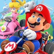 Picture of a game: Mario Kart Tour