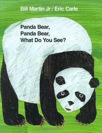 Picture of a book: Panda Bear, Panda Bear, What Do You See?