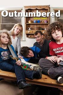 Picture of a TV show: Outnumbered