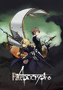 Picture of a TV show: Fate/apocrypha