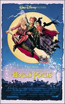 Picture of a movie: Hocus Pocus