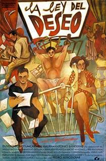 Picture of a movie: La Ley Del Deseo