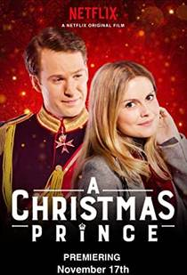 Picture of a movie: A Christmas Prince