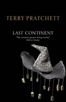Picture of a book: The Last Continent