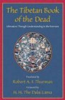 Picture of a book: The Tibetan Book Of The Dead