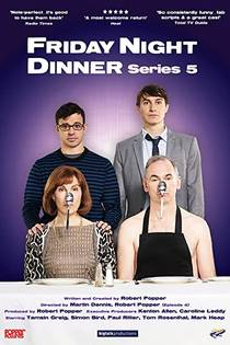 Picture of a TV show: Friday Night Dinner