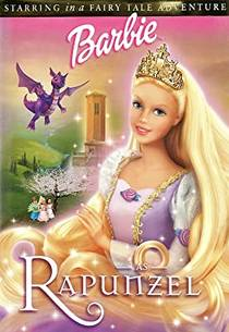Picture of a movie: Barbie As Rapunzel