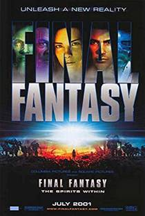 Picture of a movie: Final Fantasy: The Spirits Within
