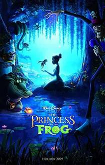 Picture of a movie: The Princess And The Frog