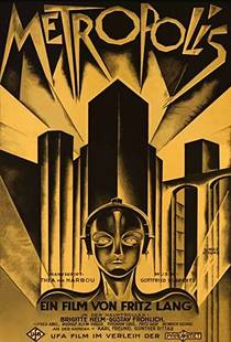 Picture of a movie: Metropolis