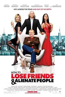 Picture of a movie: How To Lose Friends & Alienate People