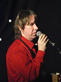 Picture of an author: Alastair Reynolds