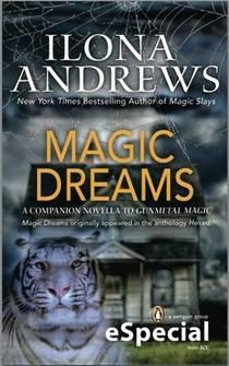 Picture of a book: Magic Dreams