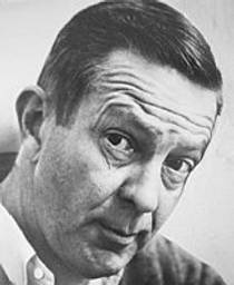 Picture of an author: John Cheever