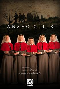 Picture of a TV show: Anzac Girls