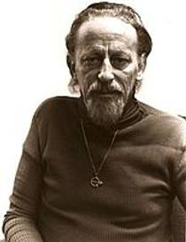 Picture of an author: Theodore Sturgeon
