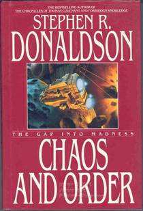 Picture of a book: The Gap Into Madness: Chaos and Order
